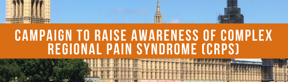 Campaign to Raise Awareness of Complex Regional Pain Syndrome (CRPS) - Burning Nights CRPS Support