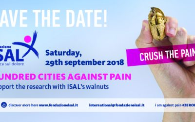 Why not take part in Hundred Cities Against Pain today? We are! Let's make people more aware of chronic pain and how it affects people and those around them.