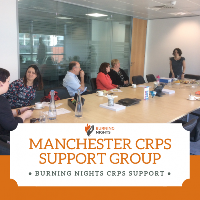 Manchester CRPS Support Group is on 4th October 2018 in Manchester City Centre
