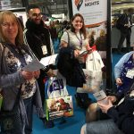Occupational Therapy Show 2017 also known as OT Show 2017 - Burning Nights CRPS Support