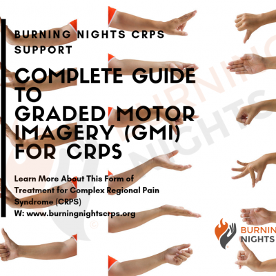 Complete Guide to Graded Motor Imagery (GMI) for CRPS via Burning Nights CRPS Support