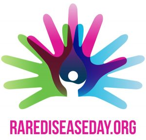 Please show your support for Rare Disease Day 2019 and help us raise awareness of Complex Regional Pain Syndrome (CRPS)