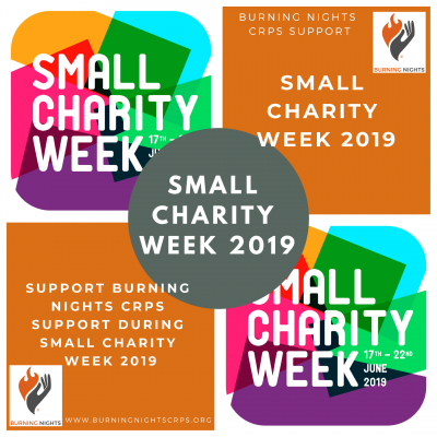 Join us as we celebrate Small Charity Week 2019!