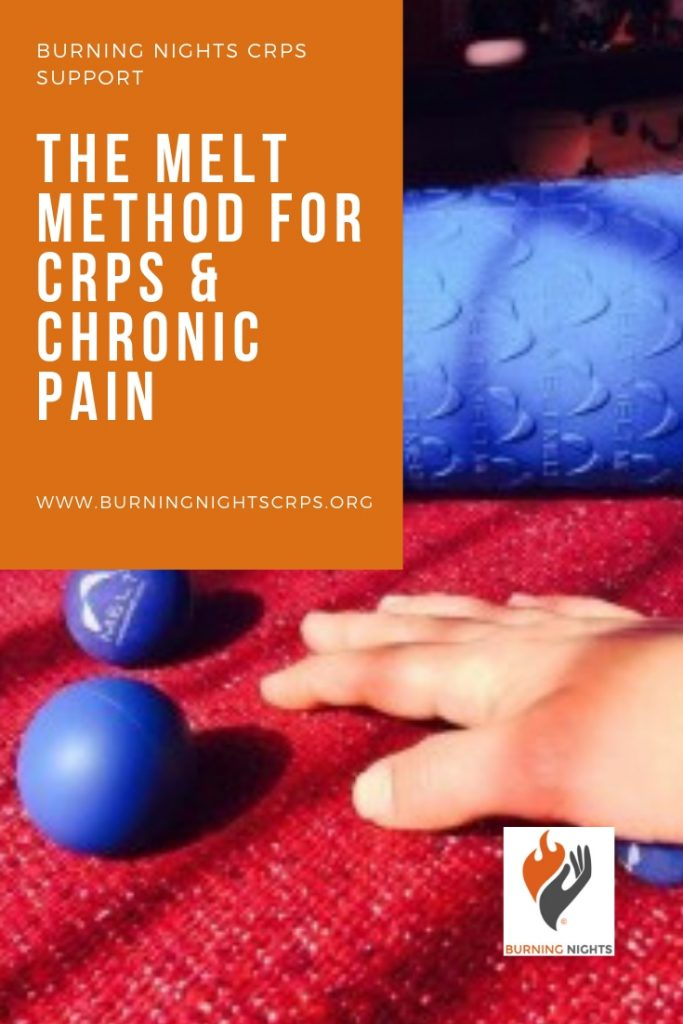 Learn more about the MELT Method for CRPS or chronic pain