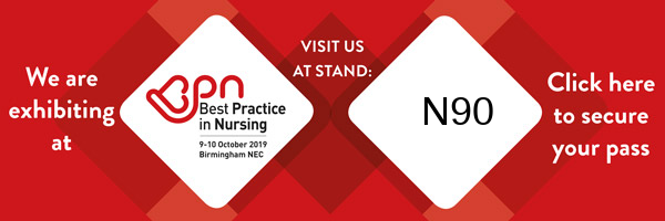 Come and meet Burning Nights CRPS Support on Stand N90 at the Best Practice Show 2019