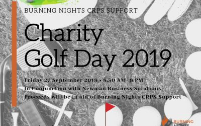 Love playing golf? Why not come along to the Charity Golf Day 2019 at Nevill Golf Club, Tunbridge Wells? Newman Business Solutions are hosting a charity golf day on 27 September 2019 in aid of Burning Nights CRPS Support, a charity dedicated to supporting anyone and raising awareness of complex regional pain syndrome (CRPS)