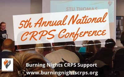Find out what went on during the Burning Nights CRPS Support 5th Annual National CRPS Conference 2019 held in Bristol.