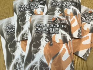 You can now either purchase a printed copy of our Dorsal Root Ganglion (DRG) Stimlation for CRPS information booklet or you can download a copy free of charge via the Burning Nights CRPS Support website.