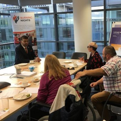 Join us at our next Manchester CRPS Support group on 13 February 2020