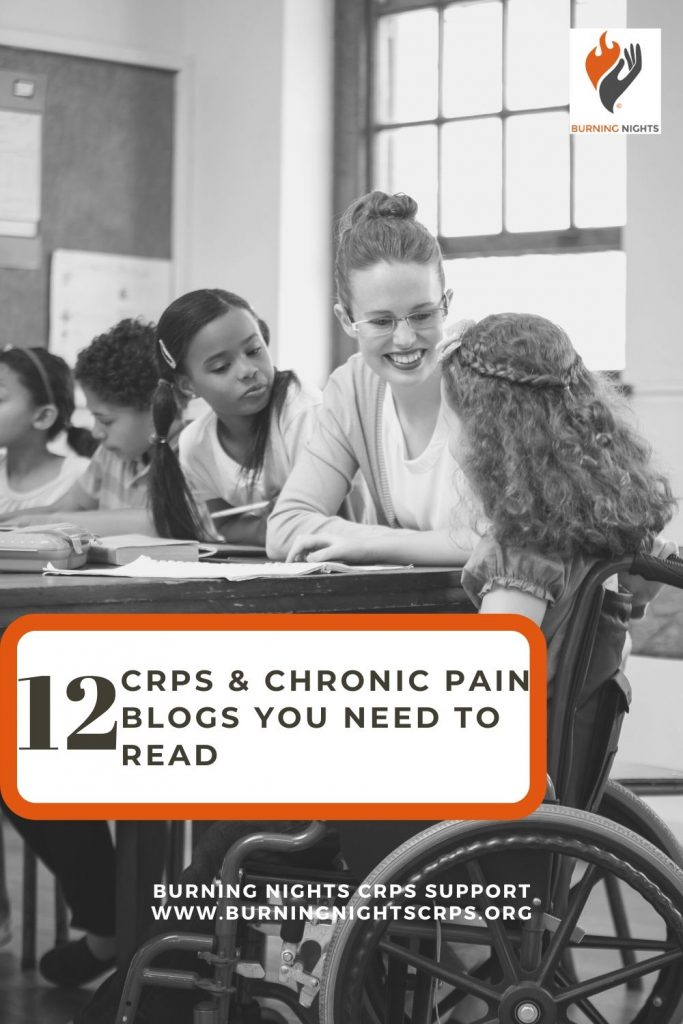 Top 12 CRPS & Chronic Pain Blogs You Need To Read From Burning Nights CRPS Support
