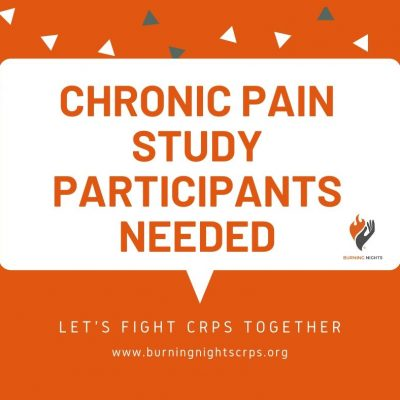Chronic Pain Study Participants Needed - study looking into self-compassion and pain perception