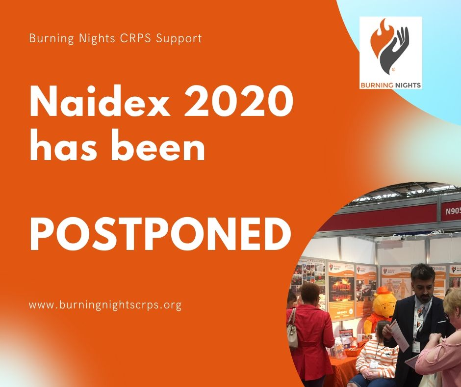 Naidex 2020 has been postponed
