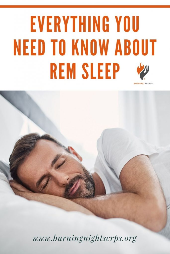 Everything you need to know about Rapid Eye Movement (REM) Sleep