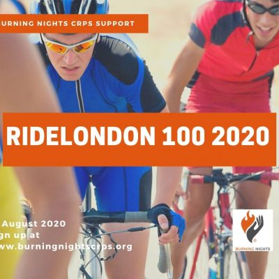 Please show your support for our 2 charity place riders in the Ride London 100 2020