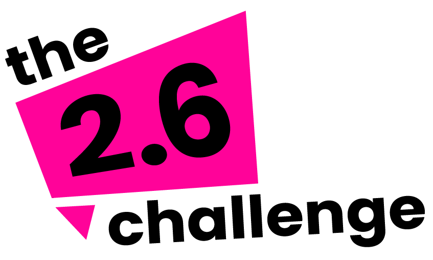 Join us for The Two Point Six (2.6) Challenge and help to Save the UK Charities such as Burning Nights CRPS Support!