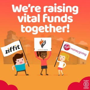 Declutter your home and get rid of unwanted gifts via Ziffit and raise money for Burning Nights CRPS Support