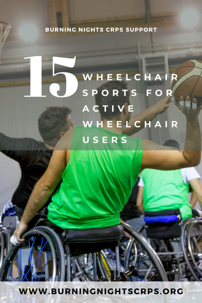 Check out 15 wheelchair sports for the active wheelchair users