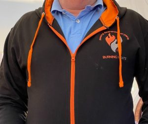 Help raise arareness of CRPS with our Zipped Hoodie