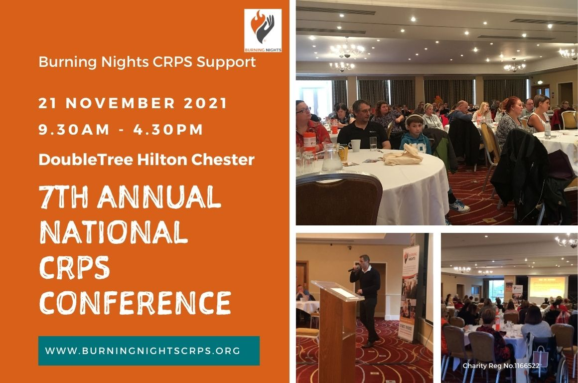 7th Annual National CRPS Conference - Ticket