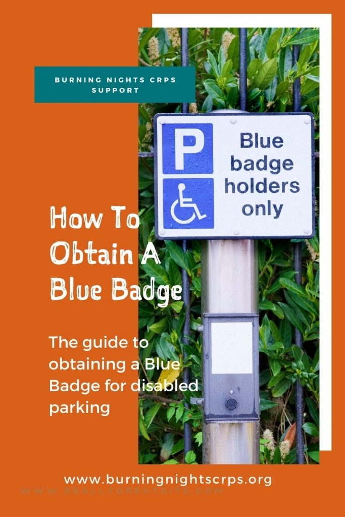 How to obtain a Blue Badge for disabled parking in the UK