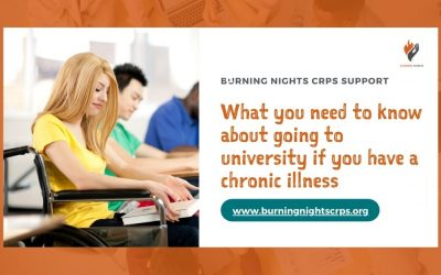 What you need to know about going to university if you have a chronic illness