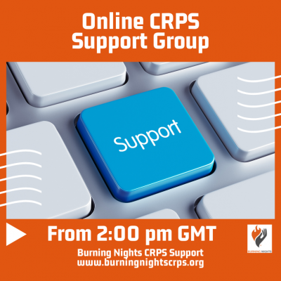 Join the online CRPS support group